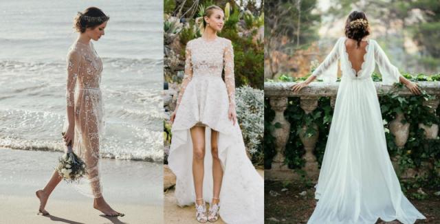 Výběr svatebních šatů  Jaké jsou trendy letošního roku  • Styl ... d382ea8c2f