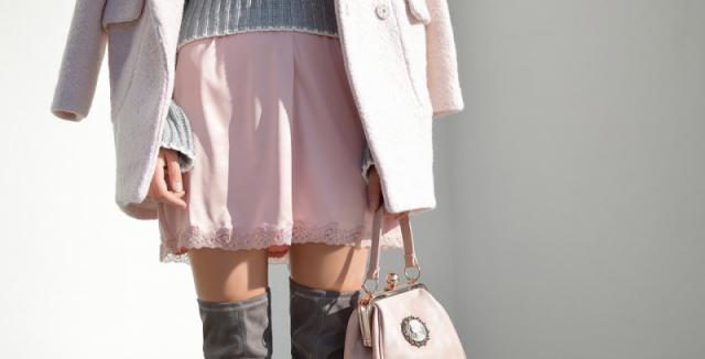 b86b5949ebb8 I pomocí šatů a sukní lze zamaskovat drobné nedostatky postavy ...