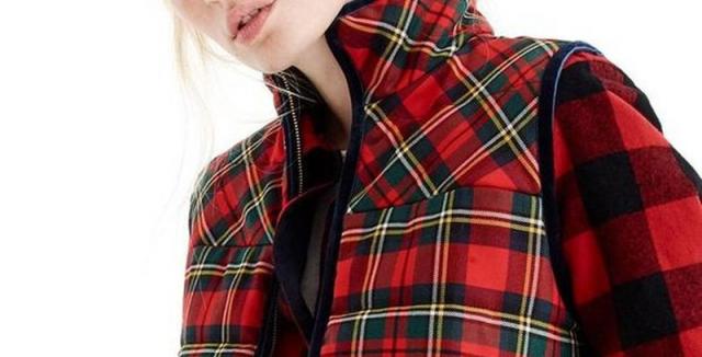 ba80f4c1834e Letošní zimu ovládne věčně módní kostka. Kostkované vzory patří mezi  nestárnoucí módní styl