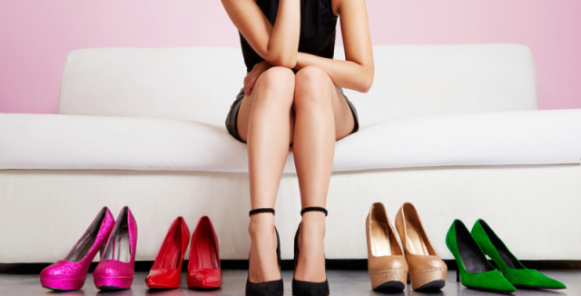 cdcec62dda4 Podle studií až polovina žen neumí správně chodit na podpatcích