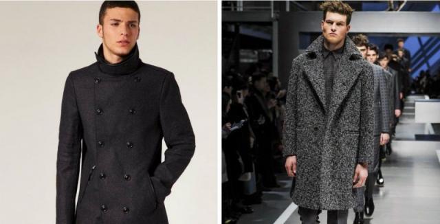 Vybrat správný pánský kabát není snadné. Jiný se hodí pro běžné ... 3591bf2b8d